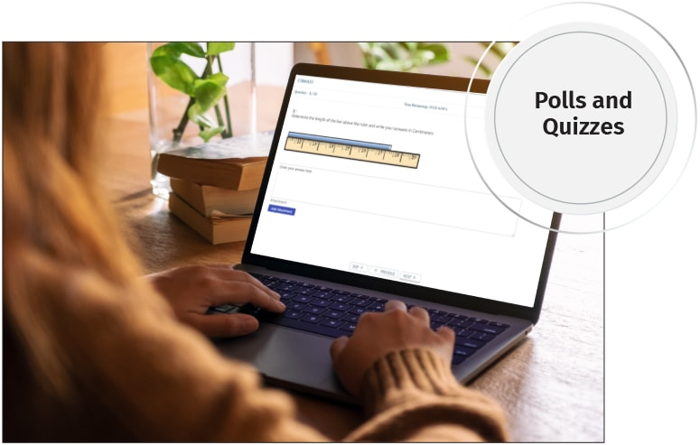 Polls and Quizzes
