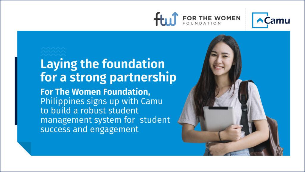 FTW Foundation chooses Camu