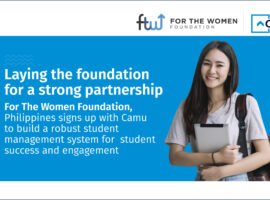 FTW Foundations Moves Forward with Camu for Student Management and Online Learning